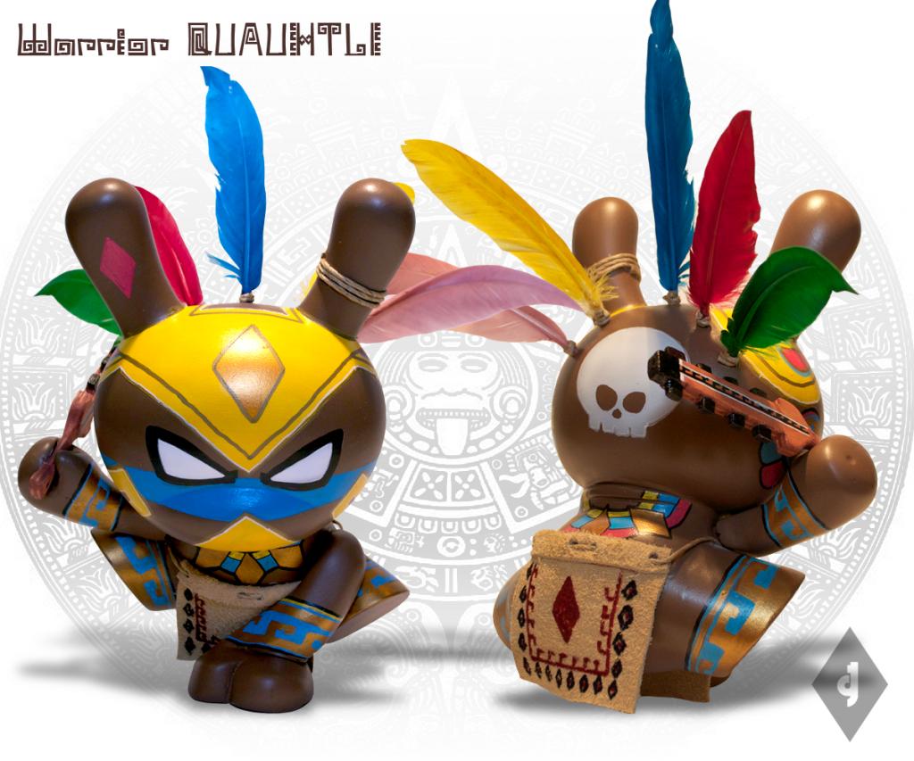 Aztec Quauhtli